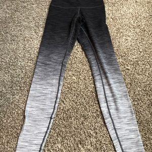 Lululemon high waisted leggings